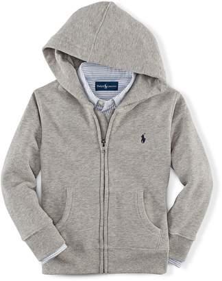 Ralph Lauren Childrenswear Boy's Classic Zip Hoodie
