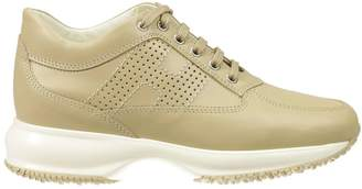Hogan Sneakers Interactive Leather H Forata