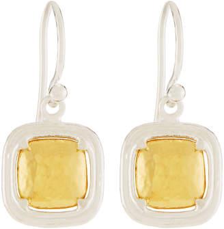 Gurhan Malibu Cushion Drop Earrings