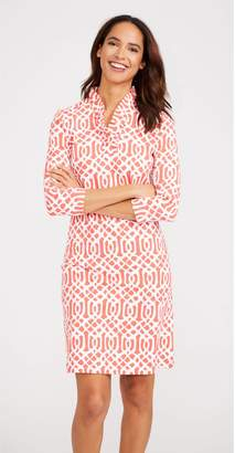 J.Mclaughlin Durham Dress in Mega Elsie