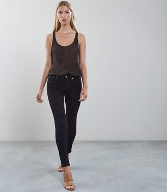 Reiss Stevie Mid-Rise Skinny Jeans
