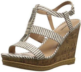 Call It Spring Women's TERRETI Wedge Sandal $18.84 thestylecure.com