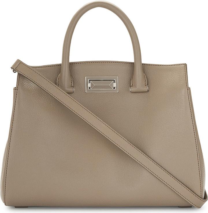 Max MaraMax Mara Leather New Hollywood tote bag