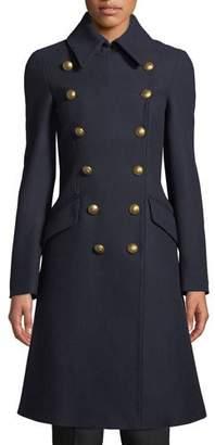 Burberry Brigadier Mid-Length Coat