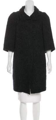 Marni Knee-Length Virgin Wool Coat