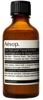 Aesop Tea Tree Leaf Facial Exfoliant /1.1 oz.