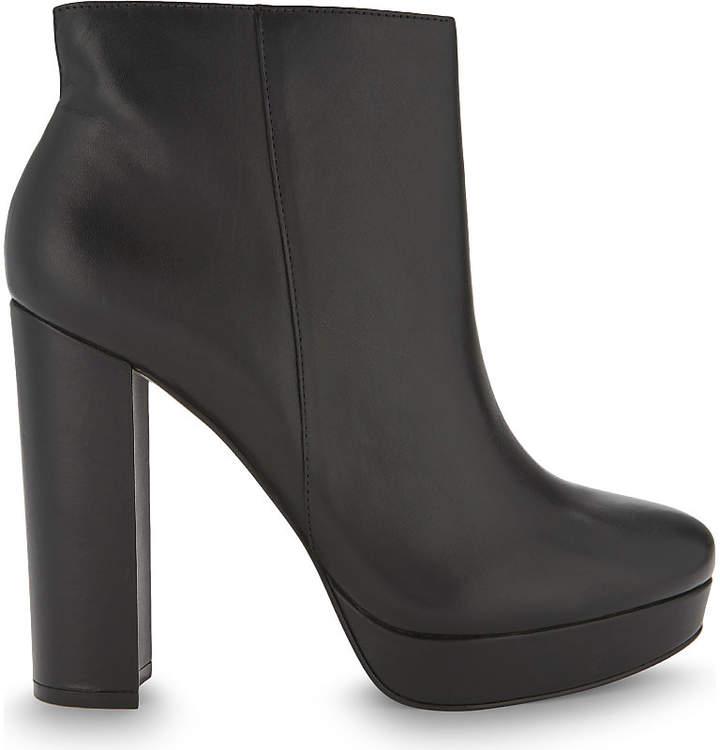 Aldo Emmanuela leather heeled ankle boots