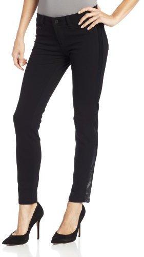 IT Jeans !iT Jeans Women's Ultra Tuxedo Ankle Ponte