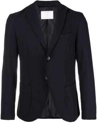 Societe Anonyme classic button blazer