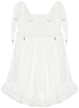 Zimmermann Kids Bayou cotton dress