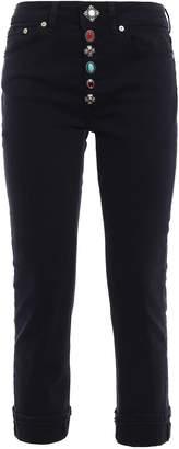 Dondup Surie Low Crotch Crop Jeans