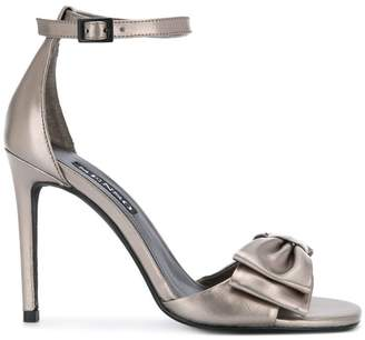 Senso bow stiletto sandals