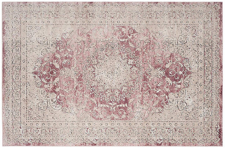 Annecy Rug - Rose/Beige - 8'x10'