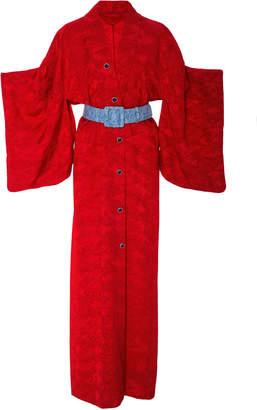Rosie Assoulin Kimono Dragon