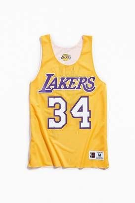 Mitchell & Ness Los Angeles Lakers Shaquille O'Neal Reversible Tank Top