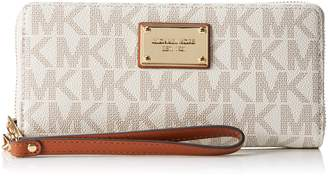Michael Kors Jet Set Women's Travel Continental Wristlet Clutch