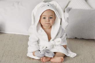 Sheridan Bunnie Hooded Baby Bathrobe