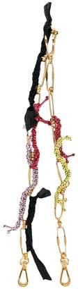 Marni rope weave bag strap