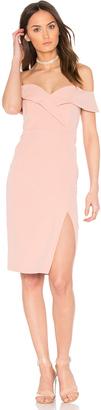 Bardot Off Shoulder Dress $118 thestylecure.com