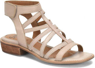 94eac79243a Gray Gladiator Women s Sandals - ShopStyle