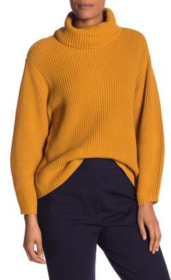 Vince Camuto Slouchy Turtleneck Sweater (Regular & Petite)