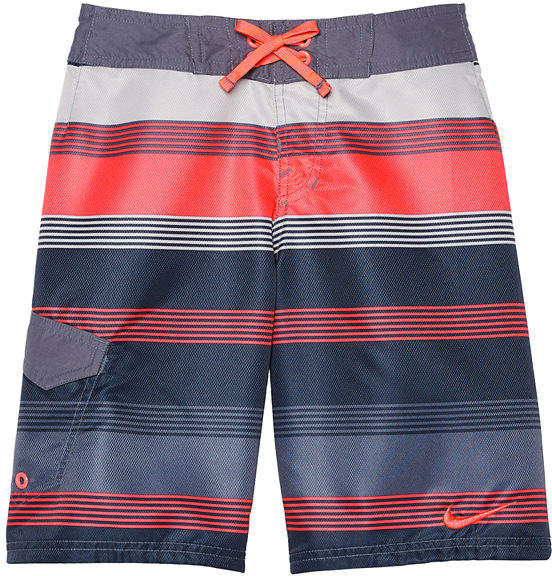9 Boardshort Swim Trunks - Boys 8-20