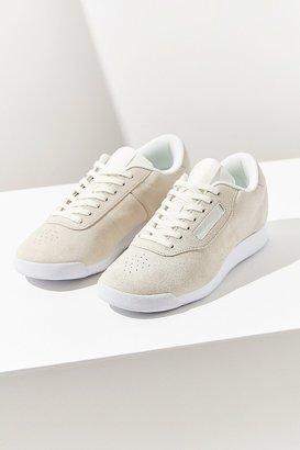 Reebok Suede Princess Sneaker $65 thestylecure.com