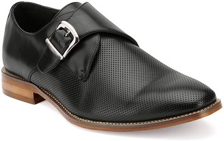 X-Ray Xray Larghetto Men's Monk Strap Dress Shoes