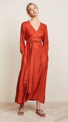 Jagger Rhode Resort Wrap Dress