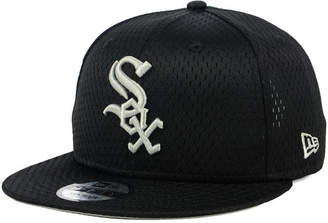 New Era Chicago White Sox Batting Practice Mesh 9FIFTY Snapback Cap