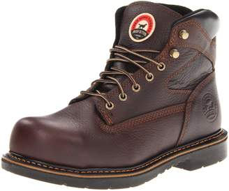 "Irish Setter Men's 83610 6"" Steel Toe Work Boot"