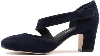 Django & Juliette Everyone Navy-navy Shoes Womens Shoes Dress Heeled Shoes