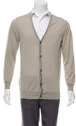 Hermes Lightweight Cashmere Cardigan