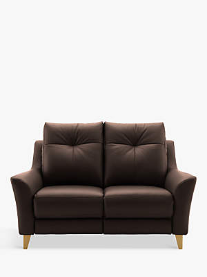 G-Plan G Plan Hirst Small 2 Seater Leather Sofa