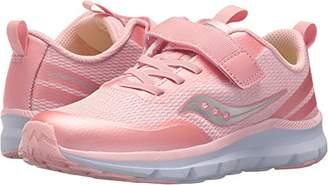 Saucony Girls' Liteform Feel A/C Sneaker