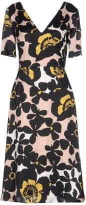 Alessandro Dell'Acqua Knee-length dresses - Item 34798228MH