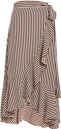 Faithfull The Brand Tramonti Midi Skirt