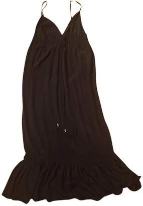 Sarah Wayne Black Silk Dress for Women