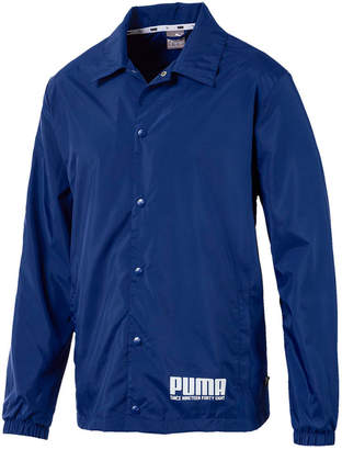 Puma Men's Coach's Jacket