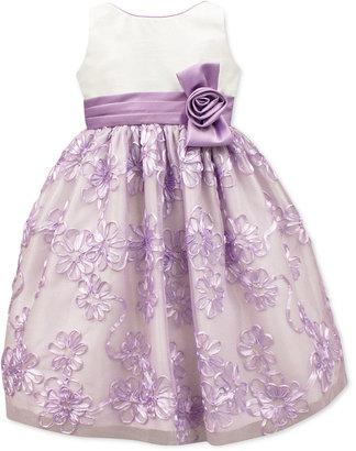 Jayne Copeland Soutache-Skirt Dress, Toddler & Little Girls (2T-6X) $74 thestylecure.com