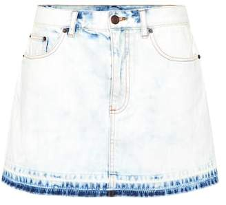 Marc Jacobs Denim miniskirt