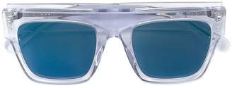 Stella McCartney Eyewear square transparent sunglasses