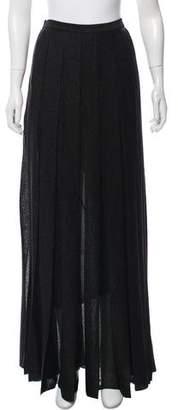 Missoni Maxi Pleated Skirt w/ Tags