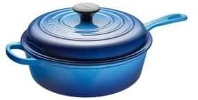 Le Creuset Covered 3.6L Cast Iron Saute Pan
