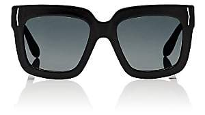 Givenchy Women's Oversized Square Sunglasses-Black, Gray gradient