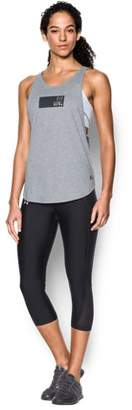 Under Armour Women's UA Fit Girl Strappy Tank
