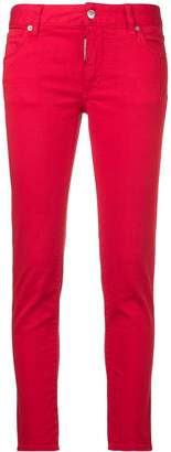 DSQUARED2 (ディースクエアード) - Dsquared2 Twiggy cropped jeans