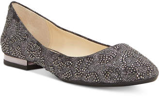 Jessica Simpson Ginelle Round-Toe Flats Women's Shoes