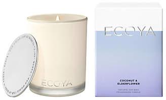 Ecoya Coconut & Elderflower Candle