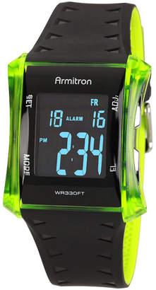 Armitron Plastic Chronograph Watch